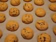 biscotti con gocce di cioccolata