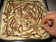 marmorizzato mascarpone e cioccolato