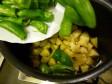 friggitelli con le patate