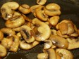Julia Child's sautéed mushrooms