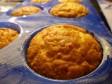 muffin al cioccolato bianco