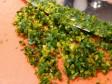 olio al basilico e limone