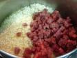 risotto lenticchie e cotechino