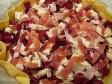 torta speck radicchio rosso gorgonzola