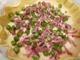 torta asparagi speck e formaggio