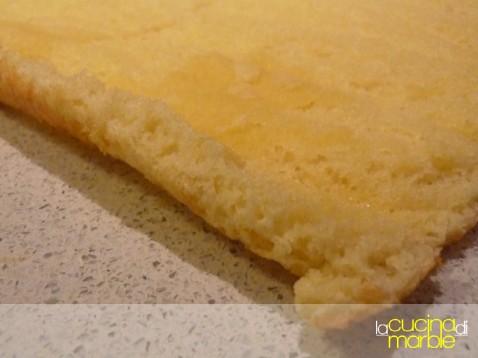 base biscotto per rotoli dolci