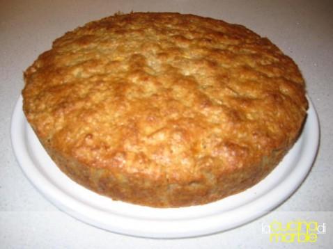 bizcocho de manzana-dolce di mele