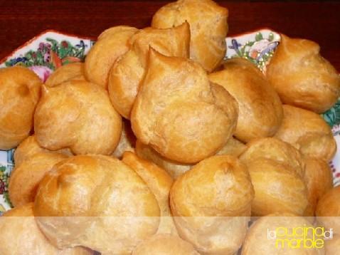 pasta choux - pasta bignè