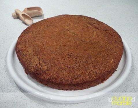 torta con semi di papavero