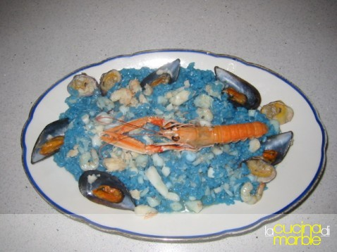 riso di mare o... mare di riso?!?!