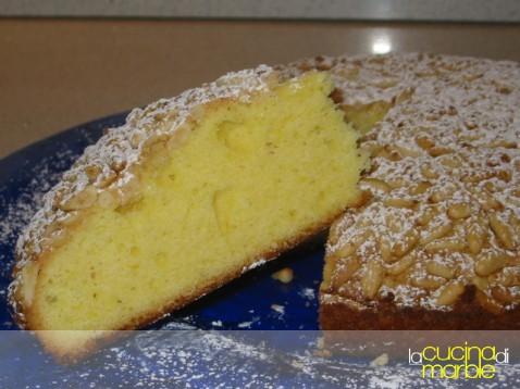 torta pinolata